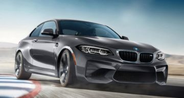 The 2019 BMW M2 Competition Shares the Same Powertrain with the M3/M4