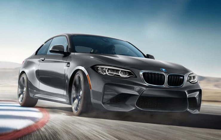The 2019 Bmw M2 Competition Shares The Same Powertrain With The M3 M4