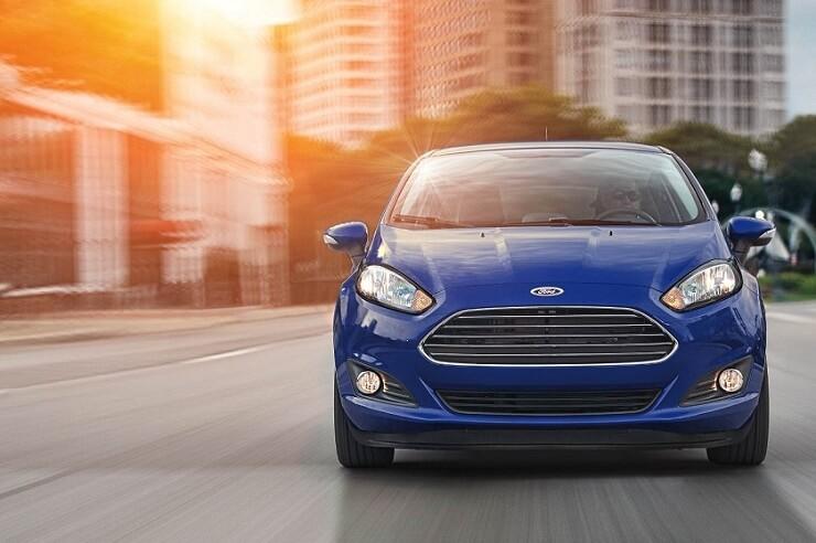 Ford Fiesta Chevrolet Sonic