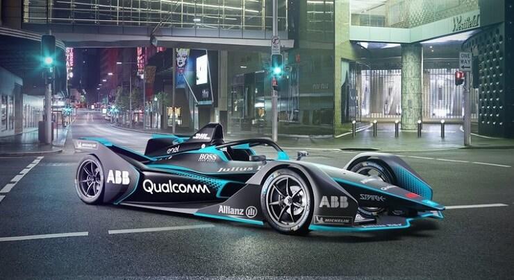Formula E Porsche