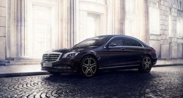 Mercedes Confirms Electric S-Class to Challenge Tesla