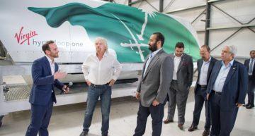 Saudi Arabia Plans to Bring Hyperloop to Riyadh
