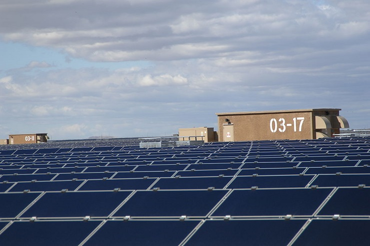 Topaz Solar Park Renewable Energy