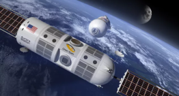 Did You Book A Suite in the World's First Space Hotel?