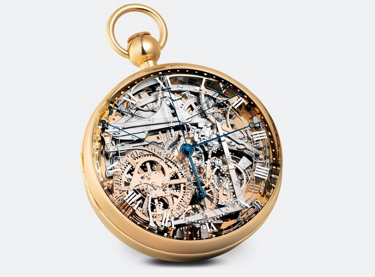 most expensive watches Marie Antionette