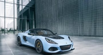 Lotus new lineups could sit on Volvo's VPA platform