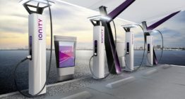 BMW Designworks Unveils Futuristic IONITY High-Power EV Charging Station