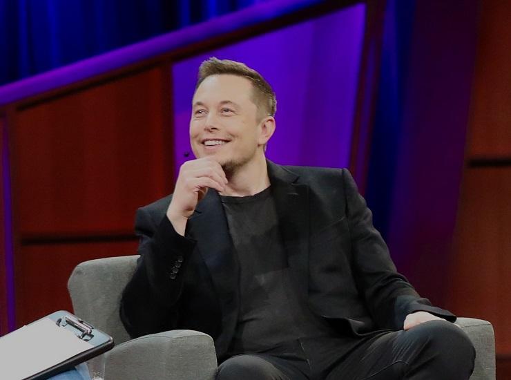 Tesla Chairman CEO Elon Musk