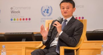 Alibaba Stock Impacted by Black Swan Coronavirus Event