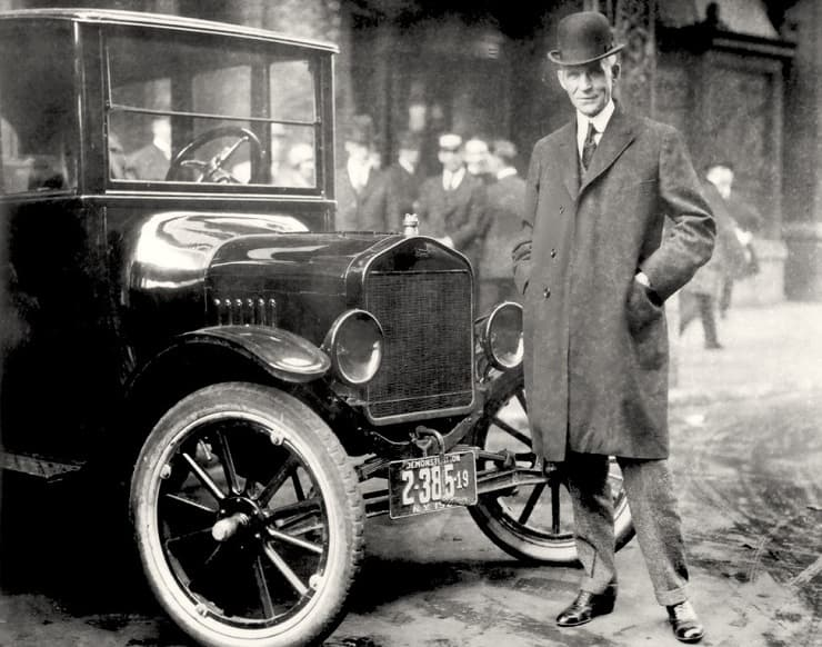 Greatest Leaders of All Time Henry Ford