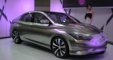 Infiniti Confirms Building All-new Electrified Vehicle Platform