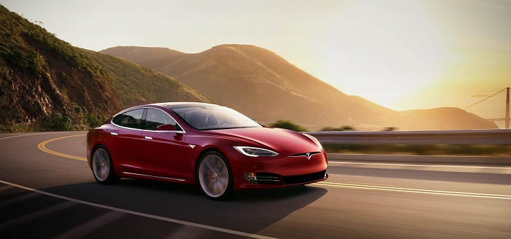 Model S most promising electric car models in 2018