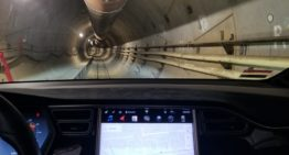 Elon Musk's LA Tunnel System will charge $1 for a 150MPH Loop Ride