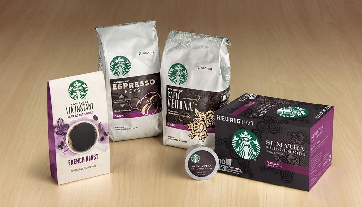 Nestlé Starbucks