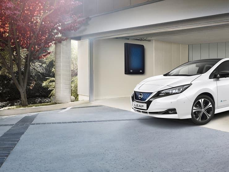 Nissan Energy Solar System