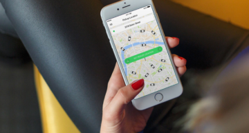 Daimler buys a stake in Uber-rival Taxify