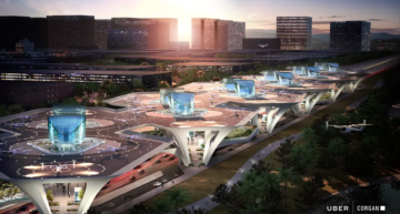 UberAIR Reveals Ambitious Skyport Designs at Elevate Summit