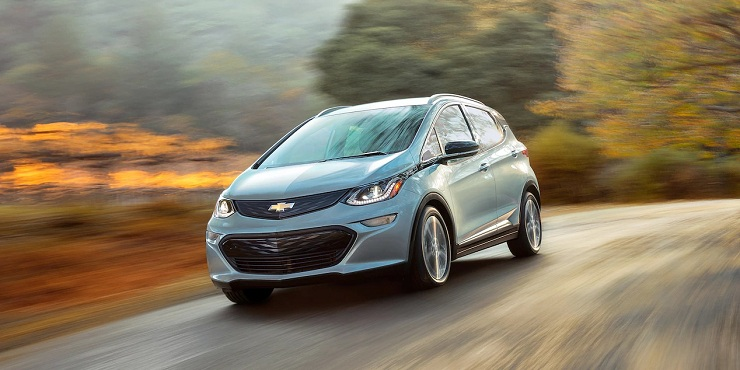 bolt most promising electric car model in 2018