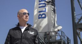 Why Does Jeff Bezos Want Us To Leave the Earth?