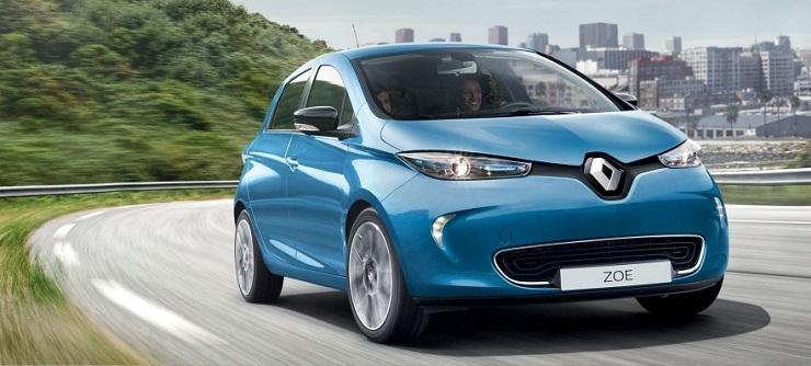 most popular electric car models of 2018 Zoe