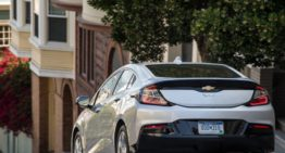 2019 Chevy Volt PHEV Can Charge Twice Faster Than The Previous Model