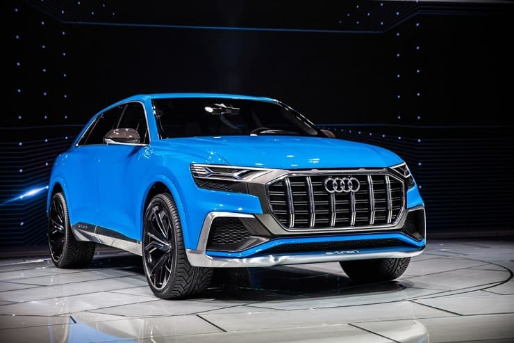 Audi Q8 2018 Reveal Is Today In China