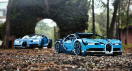 LEGO's BUGATTI Chiron Model is 3,600 Pieces of Awesomeness