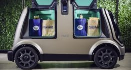 Kroger to Use Driverless Delivery System to Deliver Grocery Items at Your Doorsteps