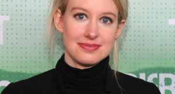 Theranos founder Elizabeth Holmes and former president indicted for fraud