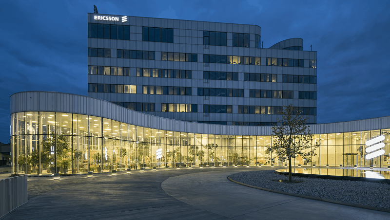 Ericsson-headquarters