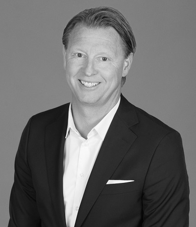 Image: New CEO of Verizon Hans Vestberg