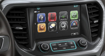 GM Latest Infotainment System Embodies Smartphone-like Features