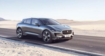 2019 Jaguar I-PACE – An Unprecedented Stunning All-electric SUV