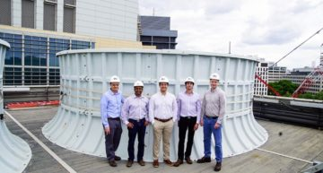 MIT Startup Develops System that Recovers Fresh Water from Power Plants