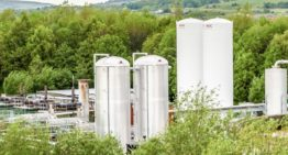 World's first liquid air energy storage plant opens in the UK