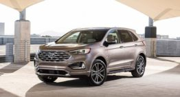 All New 2019 Ford Edge ST Preview and Price