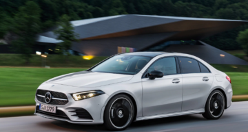 2019 Mercedes-Benz A-Class Sedan Interior Brings A New Standard