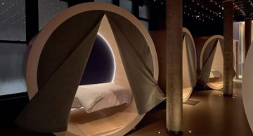 Casper Debuts Sleep Lounge, The Dreamery for Workaholic Americans