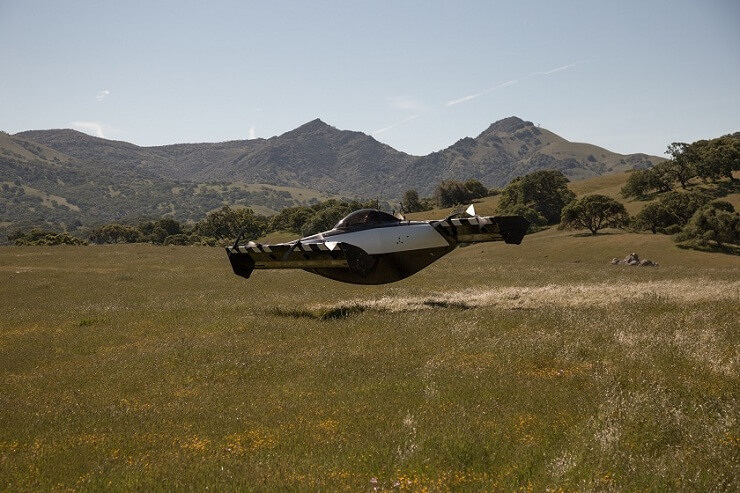 Flying Car BlackFly