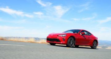 Toyota launches GR 86 Sport offering improved driving experience