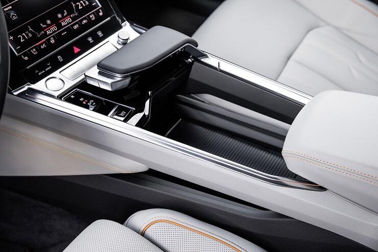 Audi e-tron Quattro Gear