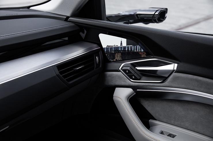 Audi e-tron Quattro Mirror