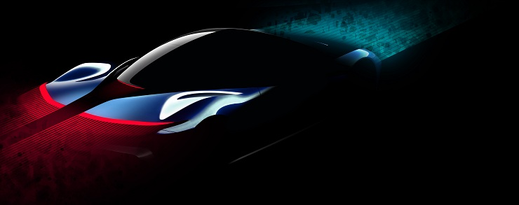 electric hypercar teaser