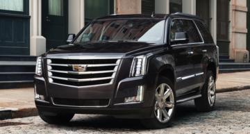 2020 Cadillac Escalade May Get Extra Muscle on the GMT900 Platform