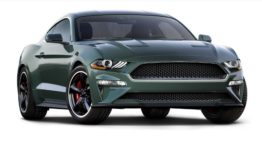 2019 Ford Mustang Bullitt: Three Options In Two Colors And Price