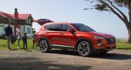 Hyundai Unveils SUV for Family Camping: 2019 Santa Fe