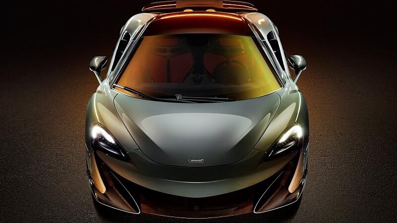 The McLaren 600LT
