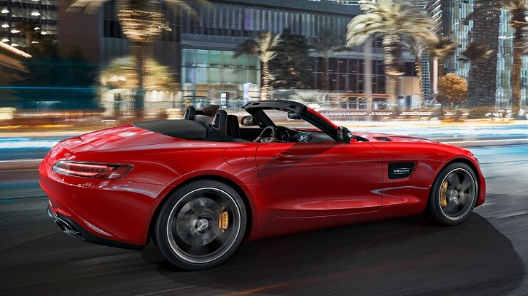 Mercedes Amg Gt R Roadster Specs And Release Date
