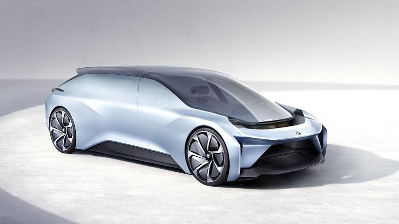 Nio-Electric-Vehicles