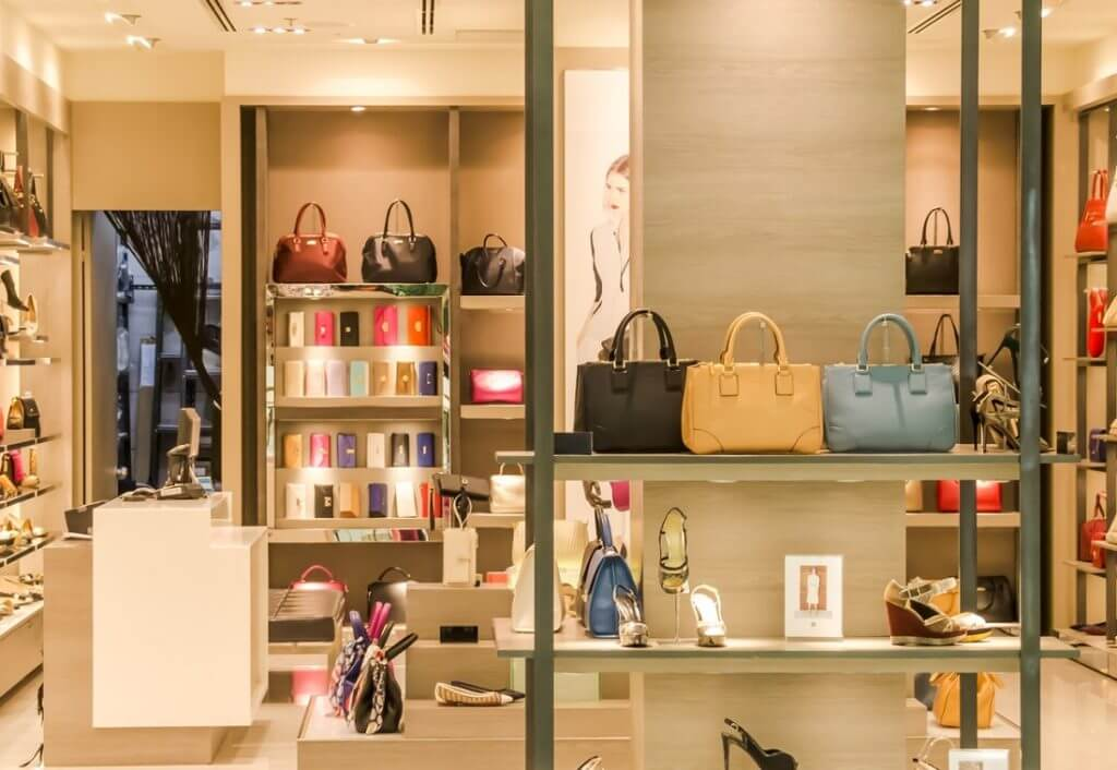 luxury retail markets